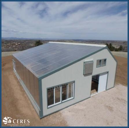 Ceres greenhouse