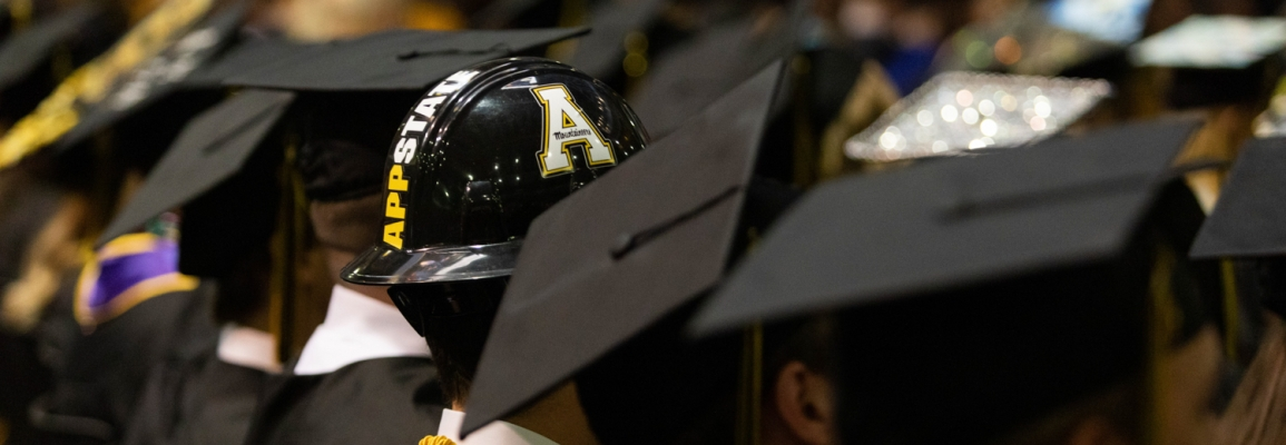 Appalachian State Commencement