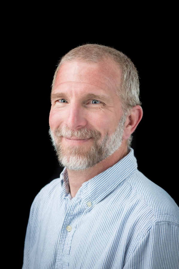 Dr. Brian Raichle, new chair of Department of Sustainable Technology & the Built Environment