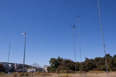 Beech Mountain Small Wind Facility