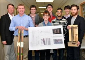 NCMCA Sigmon Memorial Design Competition Winners 2015