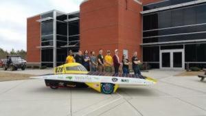 Solar Vehicle Team