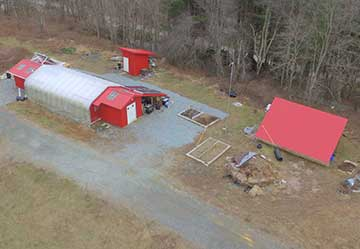 NEXUS Facility Aerial 2017
