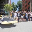 2016 Appalachian Solar Vehicle Team