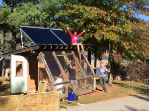 Solar Thermal Technology Fall 2018