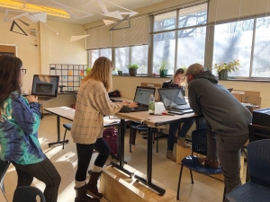 Solar Decathlon Finalist Preparation 2019 IDEX Team