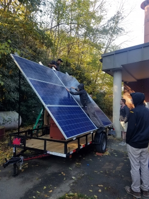 PV Trailer Built by PVII Class 2019 STBE Appstate