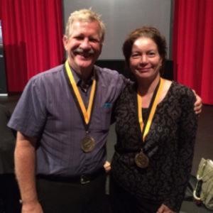 Jeff Tiller and Marie Hoepfl