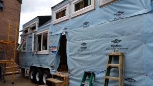 Tiny House Build 2018